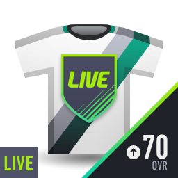 LIVE OVR 선수팩 (70 이상)