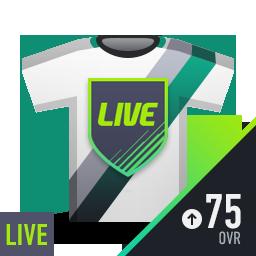LIVE OVR 선수팩 (75 이상)