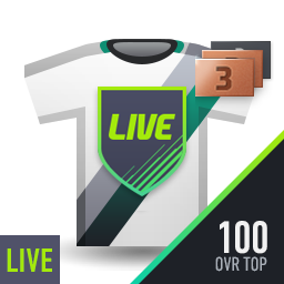 LIVE 클래스 BEST 100 강화선수팩 (1~3강)
