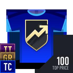 TC, GR, TT Top Price 100