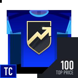 TC 클래스 Top Price 100