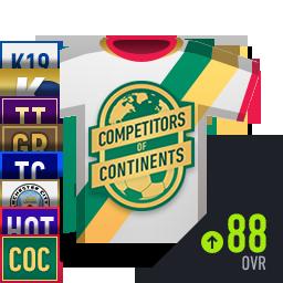 [19.11] COC 포함 OVR 88+ 스페셜 선수팩